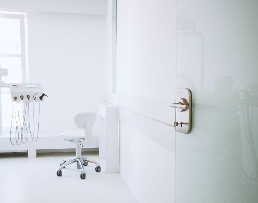 Praxis für Zahnheilkunde Dr. Böhm & Dr. Weng - Praxisräume - Behandlung
